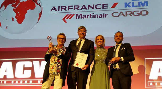 d85ab544 Two awards for Air France KLM Martinair Cargo