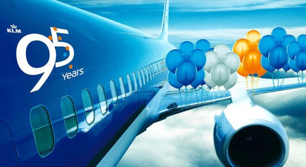 Happy Birthday Gelukkige Verjaardag Klm Air France Klm