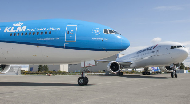 new range of fares on flights to the us and canada air france klm