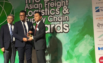 """3f6197856f2 Air France KLM Martinair Cargo awarded """"Best European cargo airline"""" prize"""